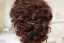 Hair Styling Ideas / by Yukiko Springer