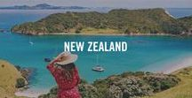 Destination: New Zealand / New Zealand is small but mighty, drastic in beauty and humble in charm, you could get lost forever in the land of the long white cloud and not care a bit.