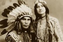 AMERICAN INDIANS / by Josephine Falletta Buono