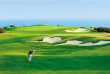 Tee Up! / Golf is the ultimate way to unwind. Why not make it even better with a smooth drink at hand?