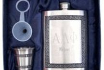 Fraternity Brotherhood / We support fraternities and all that the brotherhood stands for. We can print your fraternity's letters, crests, or emblems on our stainless steel flasks-the perfect gift for your Littles! By following this board you confirm you are 21+