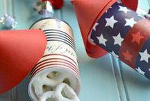 Patriotic Printables / by Cara Leeper