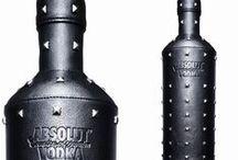 Vodka Package Design / Inspiring Vodka Bottle & Package Design