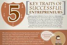 Emprendedor / Todo lo que tiene que ver con la complicada vida de quienes deciden iniciar un negocio, y seguir su sueño. No es un camino fácil