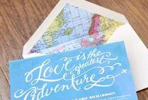 Mariage thème voyages / décoration mariage thème voyages, wedding, travel wedding