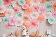 Mariage romantique et rose / décoration mariage romantique, rose, wedding, romantic, pink,
