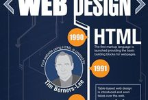 Web Design / Tips, infographics, and information about web design, HTML, html5, CMS, CSS