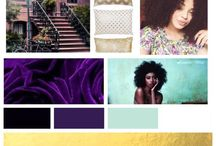 Desi Quinn Branding Inspiration / The style, the feel, and the colors of The Desi Quinn Journey / by Desi Quinn
