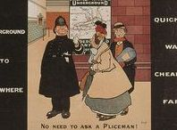 London Posters / Posters from London. Underground, history, advertising.