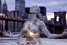 Sculptures / Sculptures from around the world that appeal to my asthetic senses.