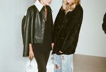 the olsens / Olsen Twins - their iconic style