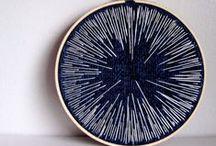 embroidery gone wild / by Rebekah Hakkenberg
