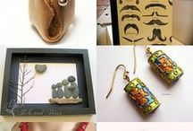 !! Etsy GIFT IDEAS / Cool picks from various Etsy artisan indie shops. Check them out and discover more unique finds! Find BOUTIQUE GIFTS
