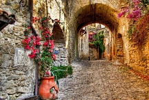 """Italy Travel / Italy is a land of mystery--so much beauty everywhere, yet confusing government and leadership. Food to live for and art to devour. I never tire of Italy's wonders. Enjoy Italy and travel there often!  As Giuseppe Verdi says, """"You may have the universe if I may have Italy."""""""