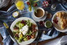 Foodie dreams...yummo savouries / Food, glorious food, in all of its savoury wonder!