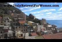 Italy Retreat for Women / I lead an awesome Retreat in ITALY. Women traveling in Italy, part transformational workshop, part travel adventure.