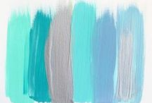 Paint Palettes/Color Inspiration