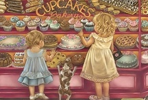 ~ Cakery ~ / by Sharon Ainsworth
