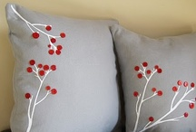 Pillows / by Kennedy James Witteveen