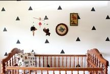 Nursery Rooms / by Laura Lynne // Paper Artist