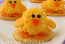 Chicks / This section is Chick Overload! Chick Crafts, Chick Cupcakes, Chick Worksheets, Chick Cakes, Chick Snacks For Kids, Chick Clipart. / by Church House Collection