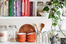 For the Home: Kitchen & Dining Room & Pantry