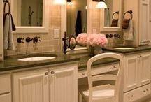 Bathroom Ideas / by Church House Collection