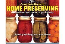 Storing/Preserving food