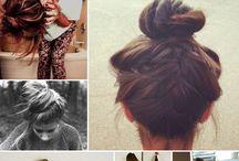 Hair / by Breanna