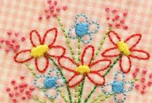 ✄ Embroidery ✄