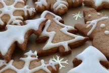 Recettes Noël / Sucrées