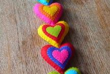 I Love COLOR! / Life is too short to tolerate DRAB!  See my collection of colorful creations at That's The Cutest Thing--Handmade Treasures for Tots: http://www.ThatsTheCutestThing.etsy.com. Find me on Facebook: http://www.facebook.com/ThatsTheCutestThing   / by ThatsTheCutestThing .etsy.com