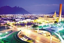 Monterrey city's view