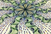 Doodles Inspiration in Color♥ / by Lora King