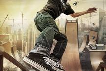 Roller y Skate / https://www.facebook.com/oxeloespaña  #skate #oxelo #cruiser #longboard
