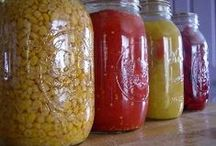 canning recipes / by Teresa Self