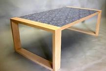 Decoupage Ideas / Ideas for decoupage furniture