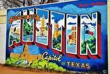 Austin TX is Our Home / Con Mi MADRE is situated in the lovely Austin, TX at the UT campus. Hook'em!