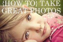 PICTURE Perfect HOW-TO / My stash of photography tips and ideas . . . once I finish reading my camera operations manual!  :-)  See my handmade baby and children's photography props on Etsy:  http://www.ThatsTheCutestThing.etsy.com / by ThatsTheCutestThing .etsy.com