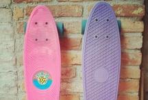 Longboard & skate