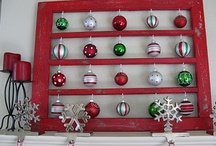 Christmas.... Decorating / by Diana Shires
