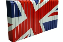 Radiator Covers / A selection of stylish radiator covers.