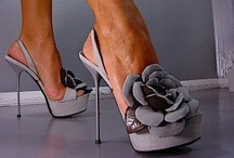 #Shoes, Shoes, Shoes / by Liliana