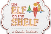 That Naughty SHELF ELF! / That's The Cutest Thing--Handmade Treasures for Tots: http://www.ThatsTheCutestThing.etsy.com. Find me on Facebook: http://www.facebook.com/ThatsTheCutestThing / by ThatsTheCutestThing .etsy.com
