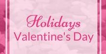 Holidays: Valentine's Day / Valentine's Day decor, activities, and inspiration!
