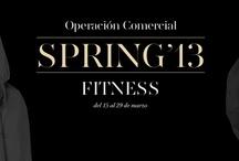 SPRING'13 FITNESS / Nueva colección Fitness. Operación comercial del 15 al 29 de marzo del 2013. http://www.operacionesdecathlon.es/fitness-2013/