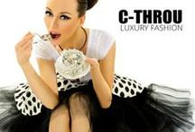 Campaign / Editorial of C-THROU  / Campaign / Editorial of C-THROU   The company C-THROU designs & manufactures high quality ladieswear and rock aesthetics.If You Liked my work, Then Put a Pin in it!! ❤