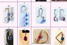 Jewelry HOW TO / How to make various kinds of jewelry / by Zefi Zefi