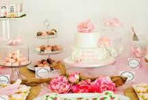 Alison's Shower / baby shower / by Britni Ventling