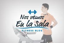 """Blog Fitness """"Nos vemos en la Sala"""" / Consejos deportivos para fortalecer y tonificar tu cuerpo.  http://blog.fitness.decathlon.es/"""